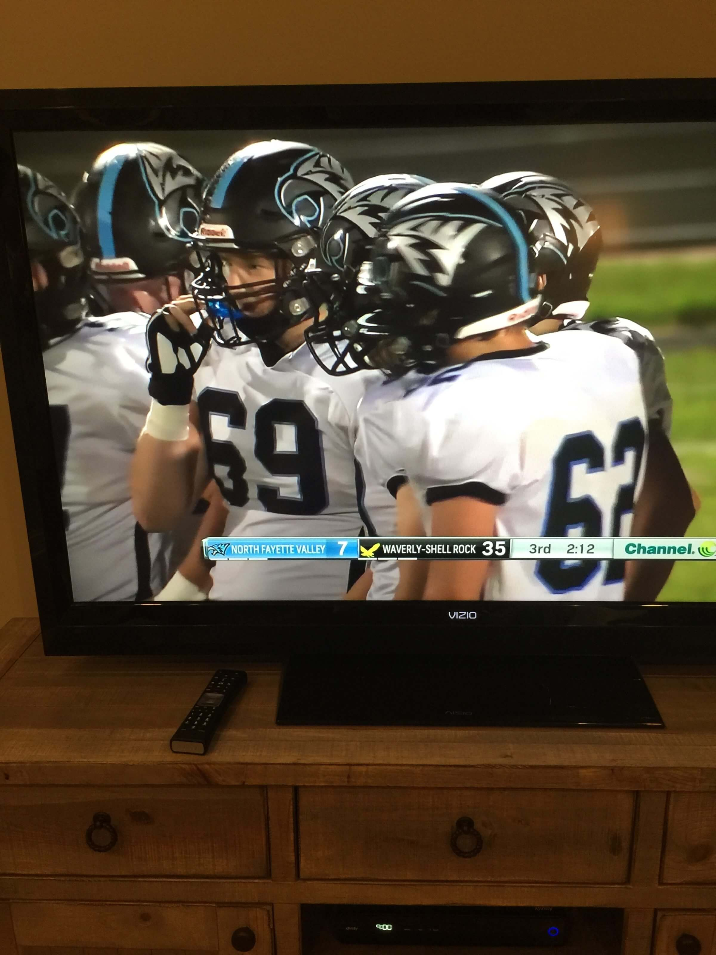 NFV on TV