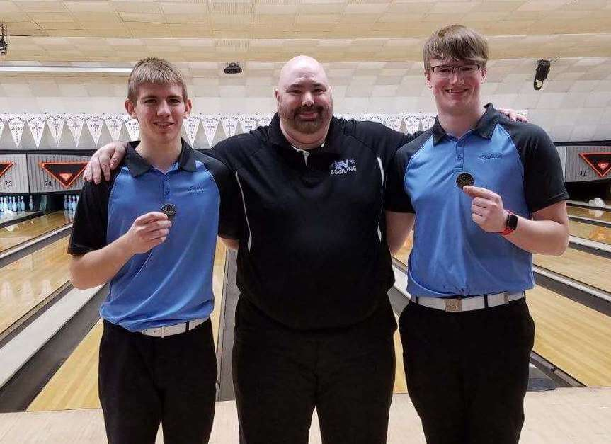 All-Conference Bowlers
