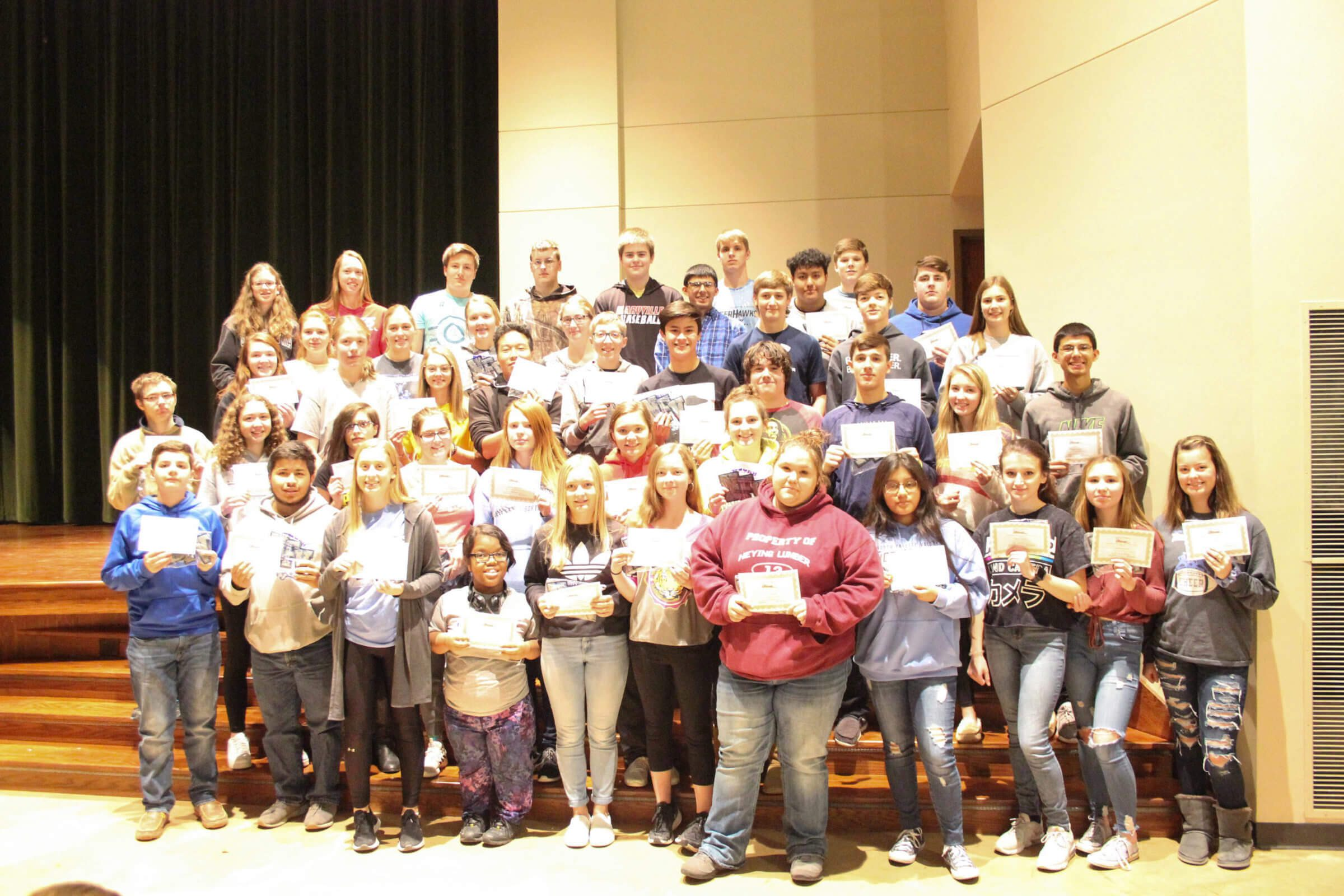 Sophomore Academic Letters 2019 146